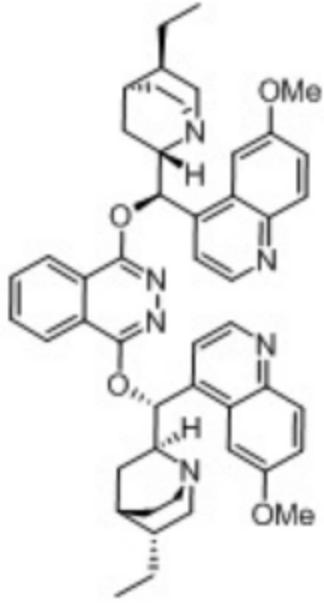 Hydroquinine 1,4-Phthalazinediyl diether