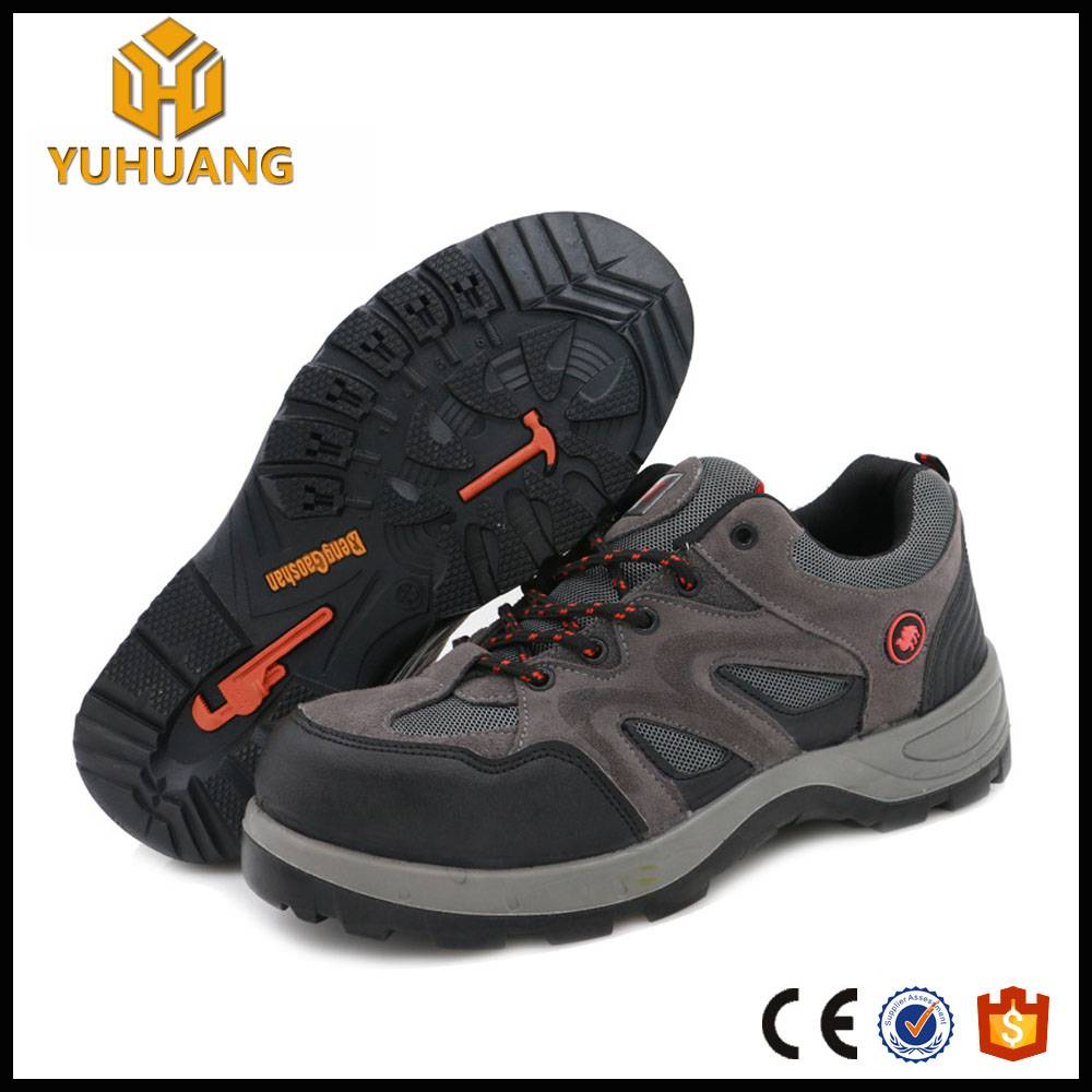 China cheap man Protective footwear Industrial safety shoes