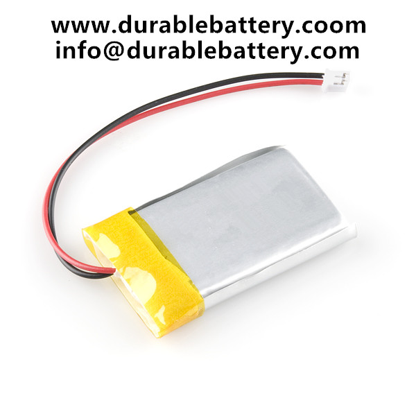 053048 720mah 3.7v li-ion battery 503048 li-po battery 3.7v lithium polymer lipo battery