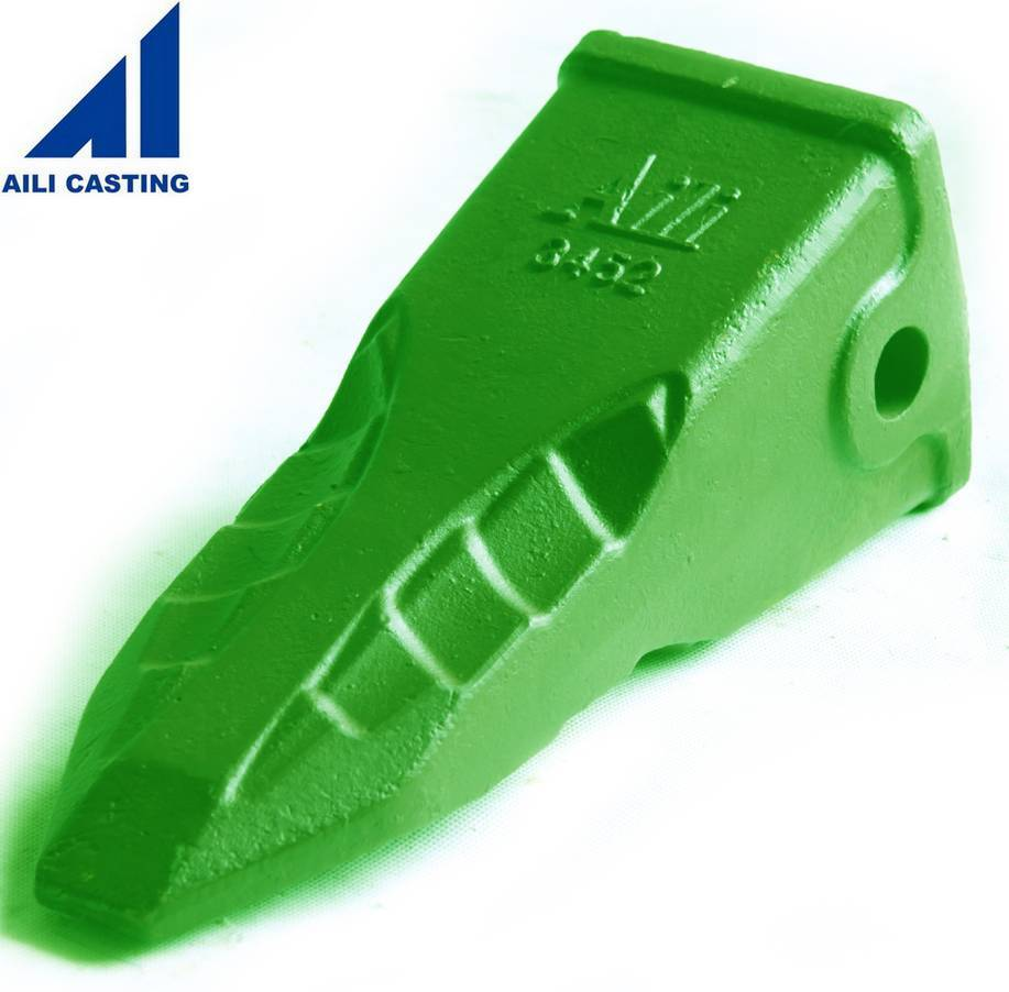 caterpillar bucket teeth