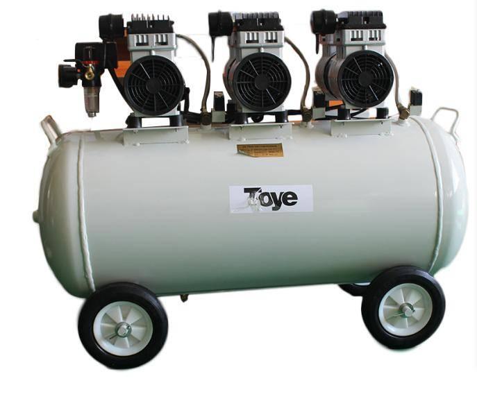 Oilless Pump Silent Oilless Air Compressor For Six Dental Chair Unit