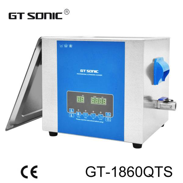 VGT-1860QTS SMART ULTRASONIC CARBURETOR CLEANER
