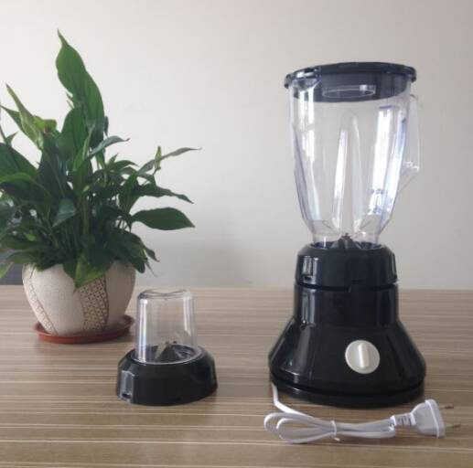 Black two speeds cheap chinese kitchen blender