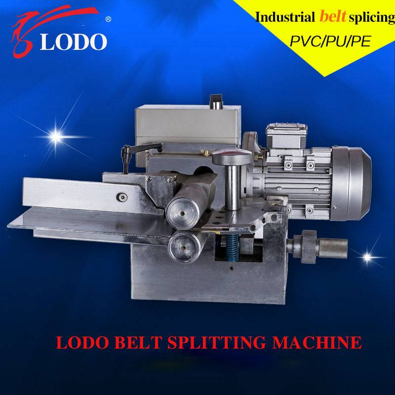 Belt separator machine