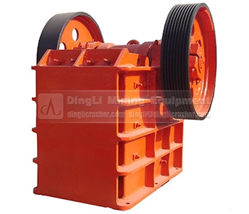 Jaw Crusher for High Hardness Stone