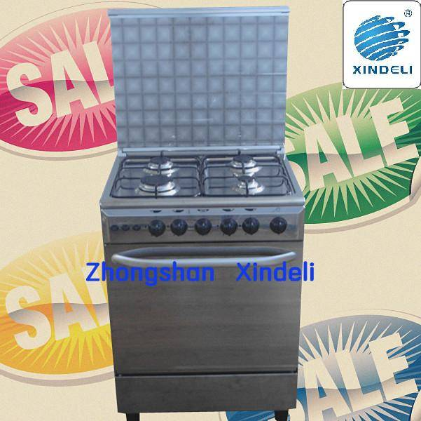 Expensive freestanding electric oven with hotplate