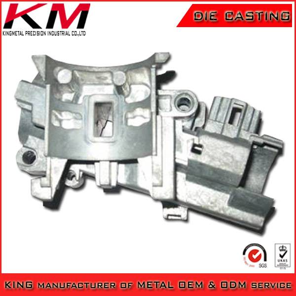 Pressure casting machinery aluminum accessories
