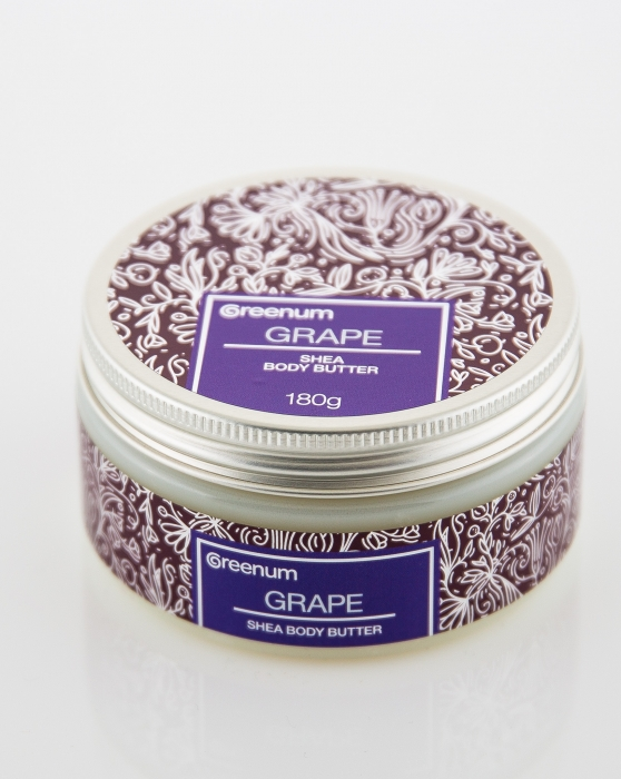 Nourishing Shea Body Butter Perfumed Body and Hand Lotion Private Label 125g or 180g