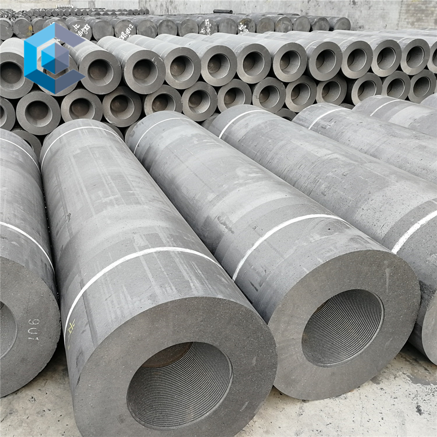 China manufacturer uhp500mm graphite electrode for electric arc furnace