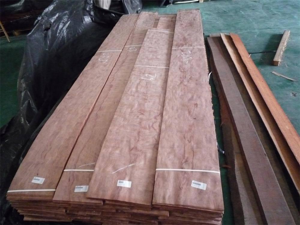 bubinga wood veneer