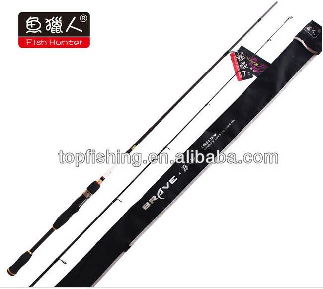 7ft Carbon Fiber Rod Spinning Fishing Rod Wholesale Fishing Rod