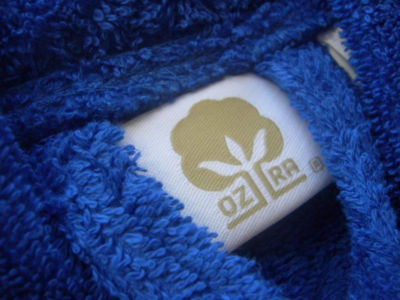 Luxurious absorbent bathrobes
