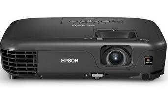 Epson EB-C215S High Definition Projector (white) 2600 lumens