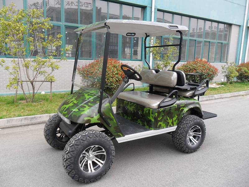 Falcon brand 4 seat hunting buggy hunting golf cart with CE(WX2020ASZ)