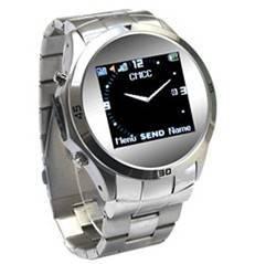 MQ006 watch mobile phone-Quanband Dual sim card