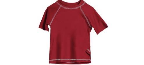 Child Short Sleeve Rashguard