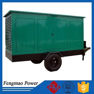 Weifang diesel engine power generator