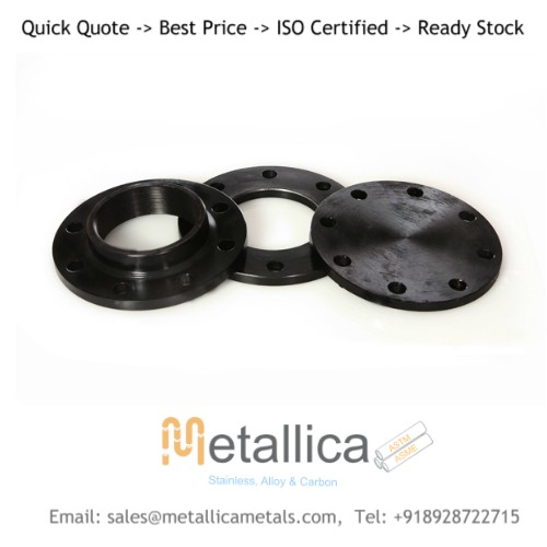 Mild Steel Flange Suppliers and Manufacturers In India