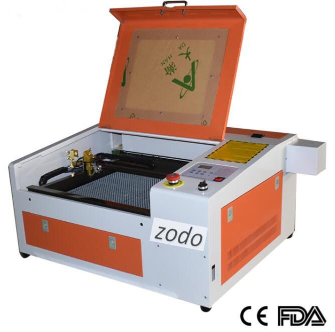 50W Laser engraving machine , 400x400mm 50w laser cutter machine