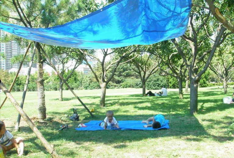 Waterproof Cover Tarpaulin Ground Sheet Camping Tarp