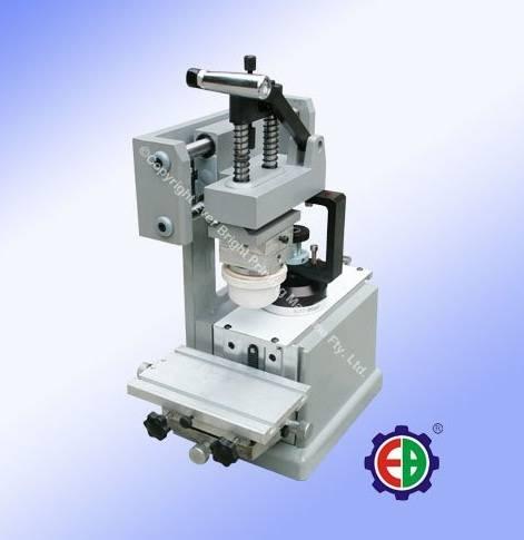 SPC-100 manual pad printer