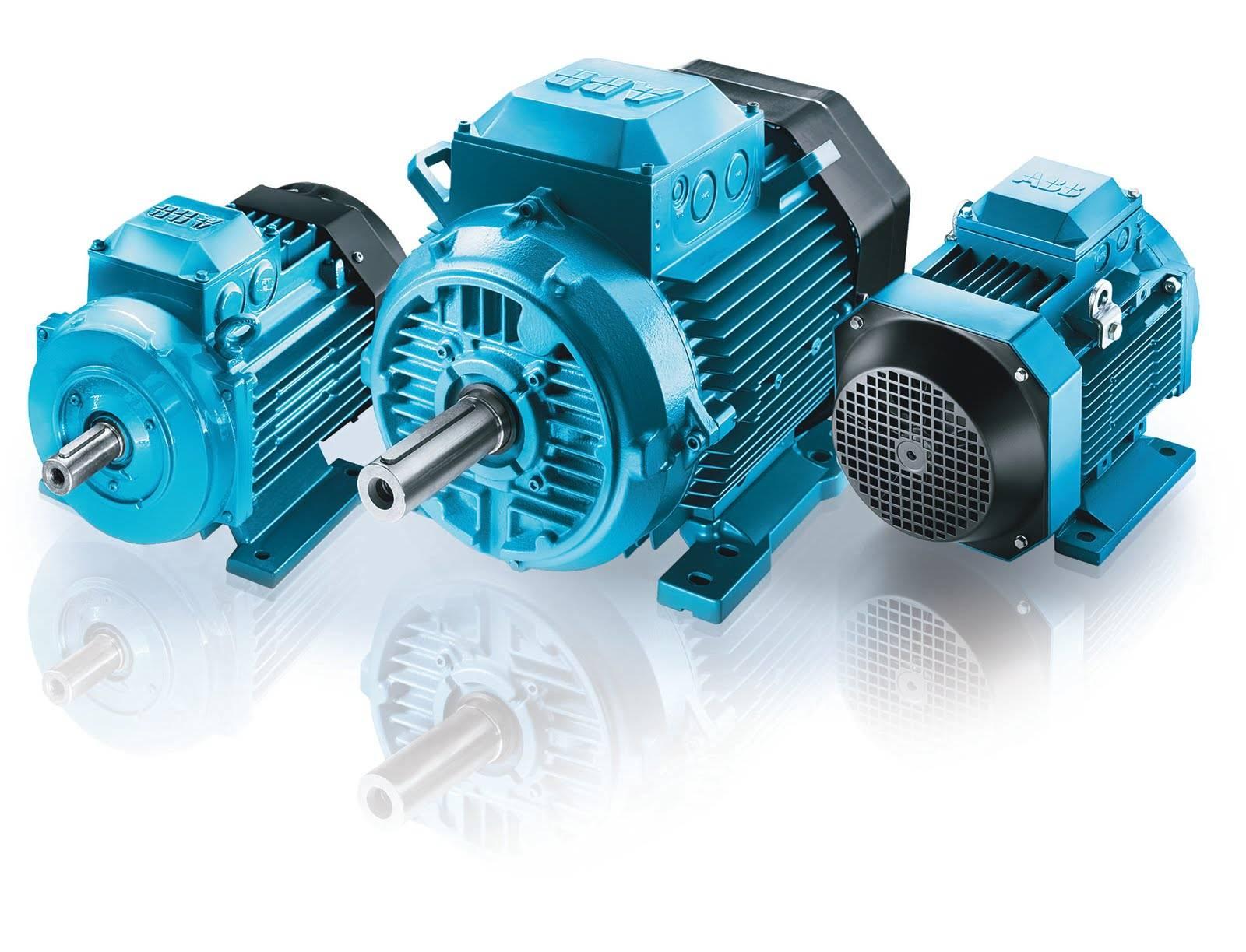 Multi-Speed Motor