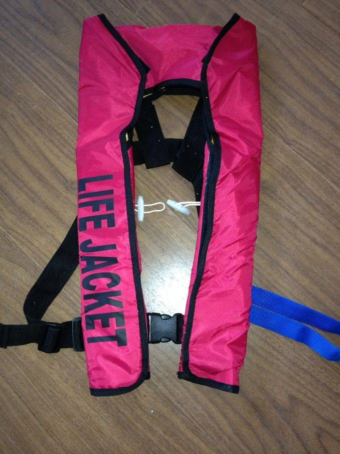 Inflatalbe Life jackets