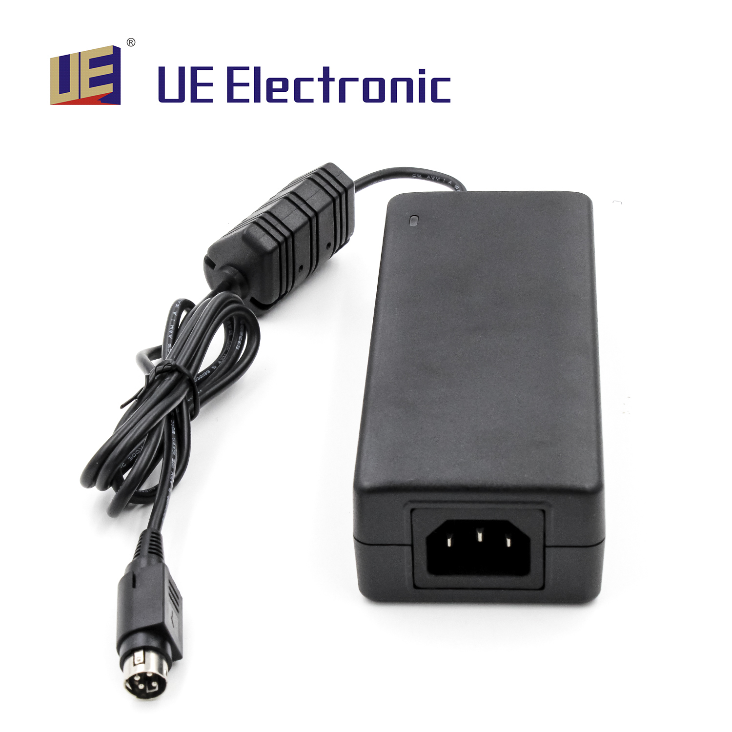 UE Electronic 90W desktop type medical device power adapter with energy star level VI