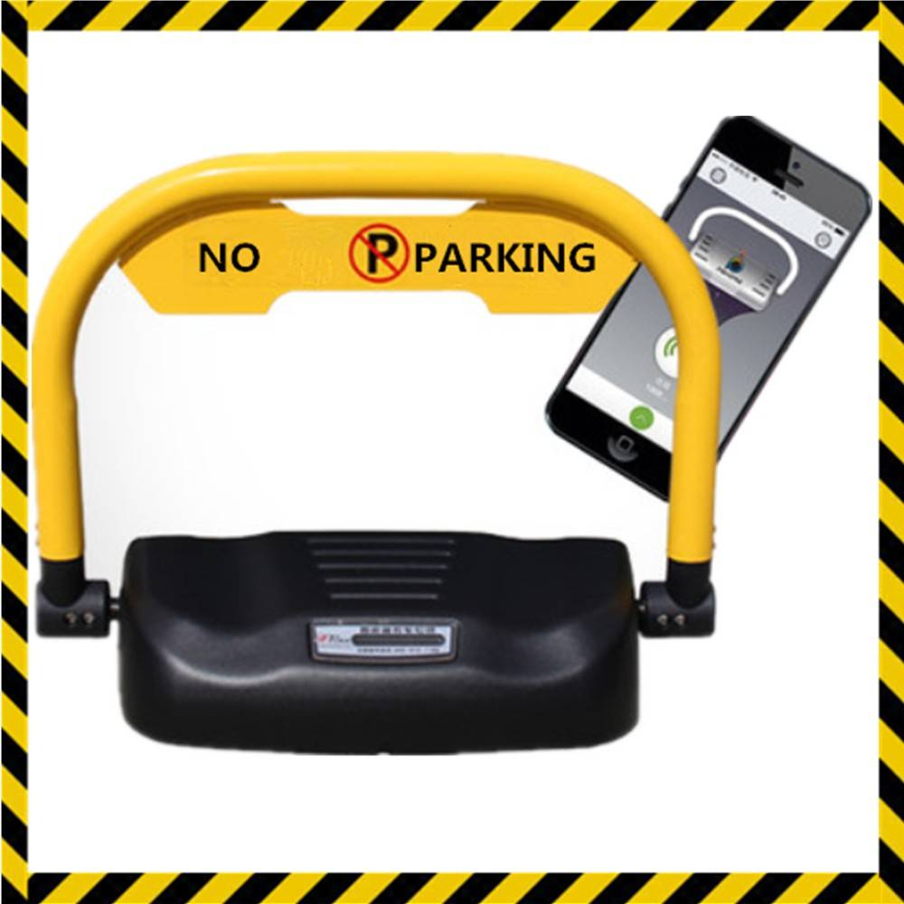 CE ROHS mobile phone control app car parking lock