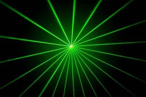 1W green full colour animation laser light lcd display ILDA cheap laser light