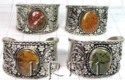 KWLL09037 Wholesale lot of 10 pc Beautiful Cuff Bracelets
