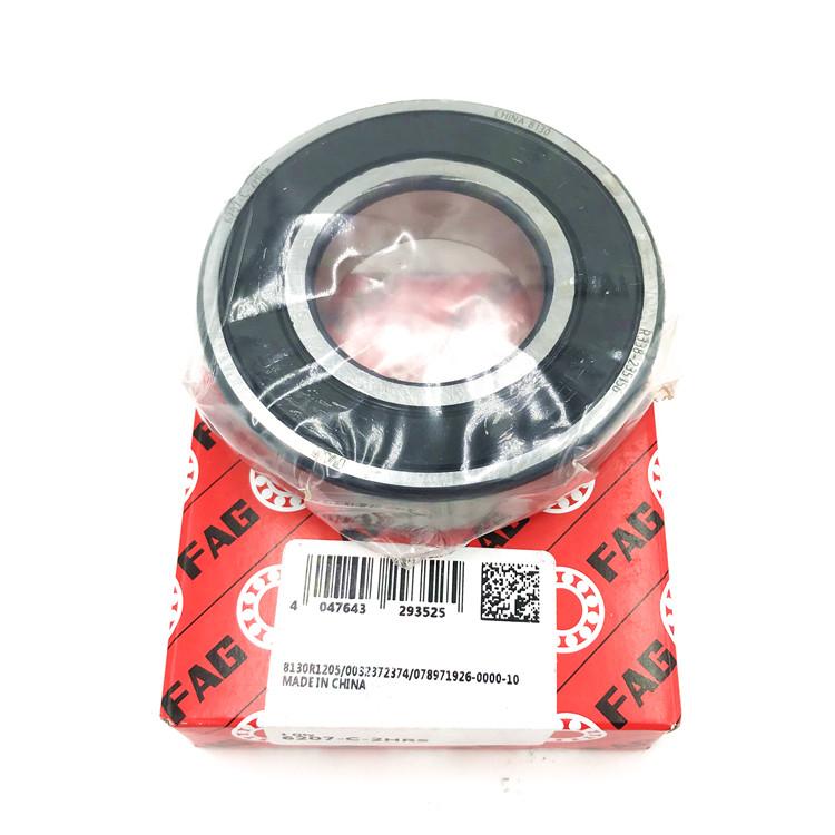 Germany ball bearing 6201 6202 6203 6204 6205 FAG Bearing