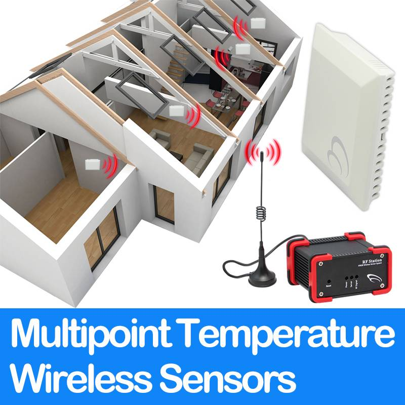 Multi-point Wireless Temperature System KIT