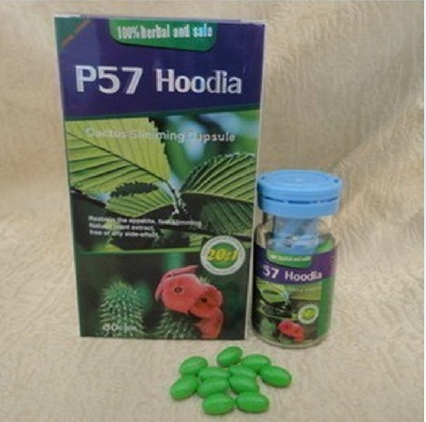 100% Original Hoodia P57 Weight Loss Slimming Capsule