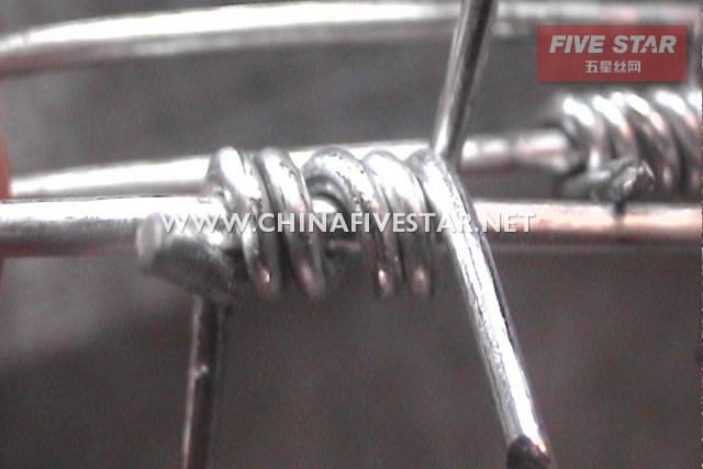 Anping Five Star Co, Ltd. high quality and best price barbed wire