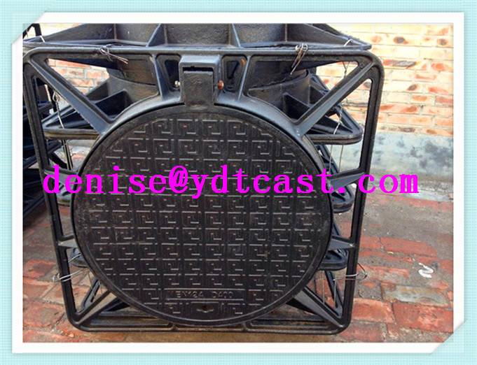 gray iron drain covers manhole cover