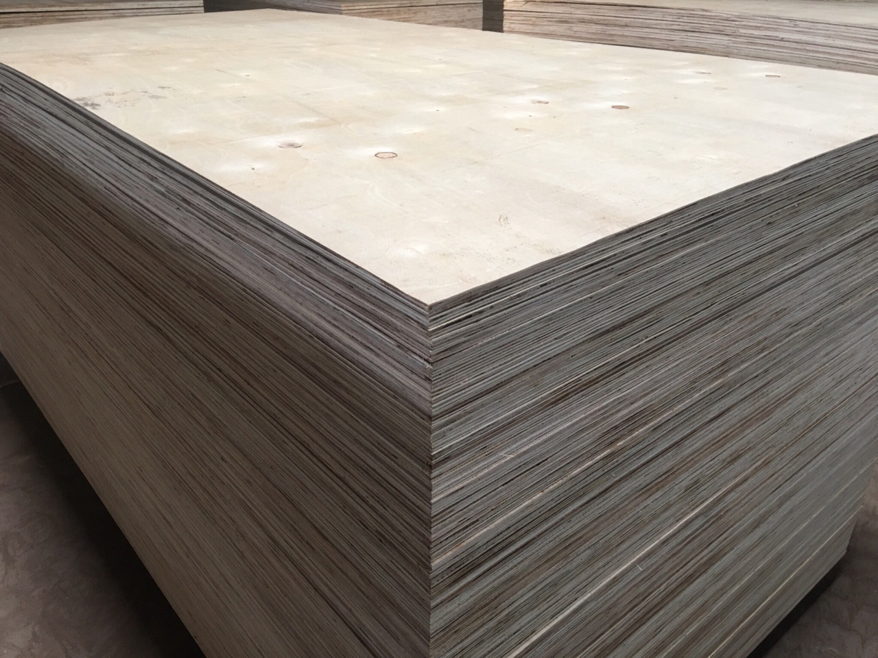 High quality Packing Plywood 4.6mm at best price 2018