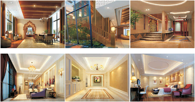 Sinobuild Villa Decoration