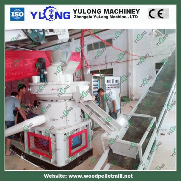 XGJ850 wood pellet production line for sale