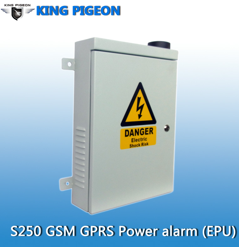 GSM Power Line Loss Alarm(GSM Outdoor Alarm,8DI/2DO)