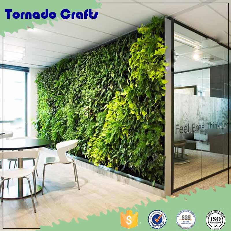 interior wall decoration artificial moss grass wall artificial green wall