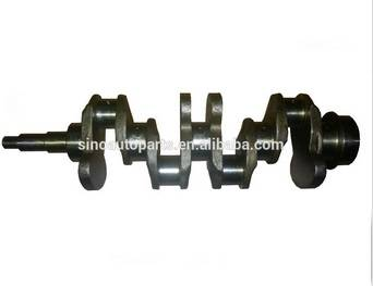 TRUCK CRANKSHAFT 4D30 ME013667 FOR MITSUBISHI