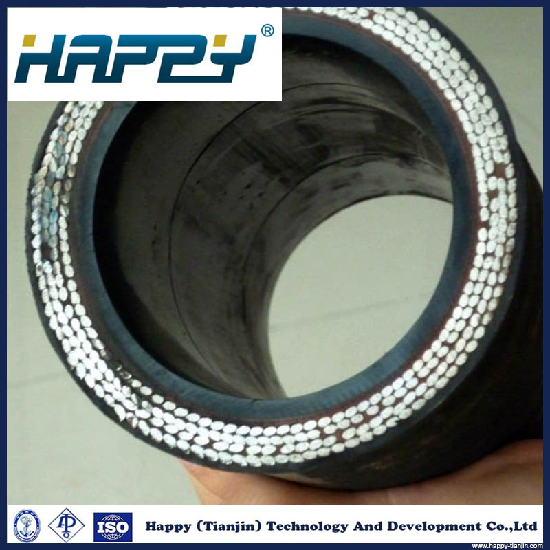 R10 Four Steel Wire Spiral High Pressure Hydraulic Hose