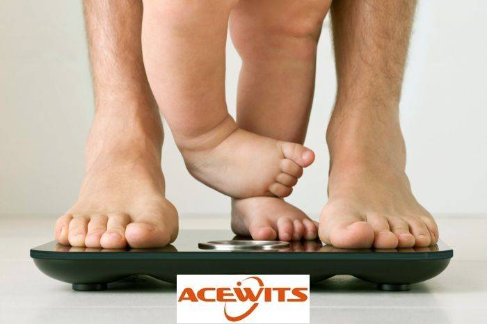 Acewits Bluetooth 4.0 Body Fat Scale