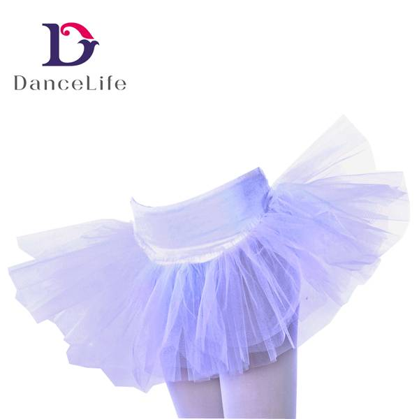 Tiny girls tutu skirt