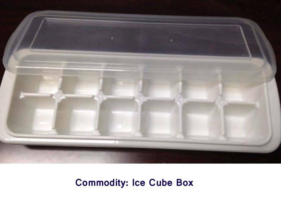 Commodity-Ice Cube Box