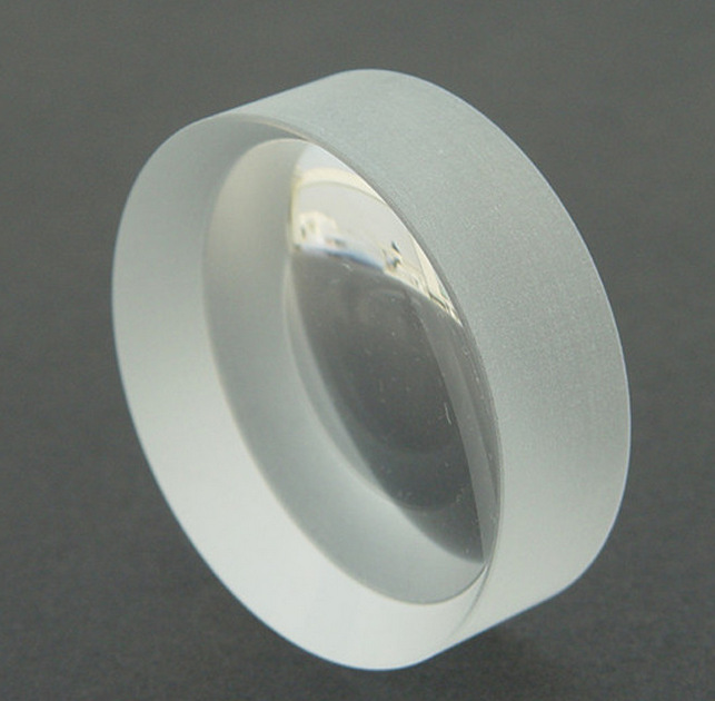 double-concave lenses