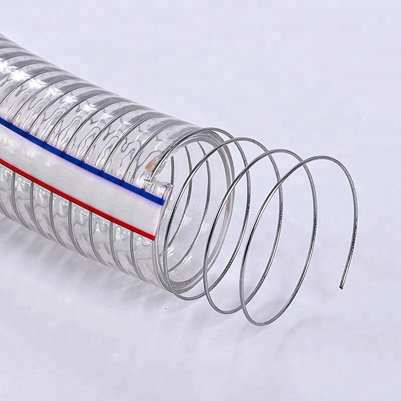 PVC Steel Wire Reinforced Hose