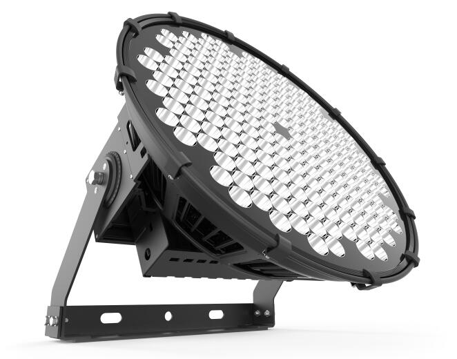 Special Design Architecture IP67 Super High Power 1200W Court Lamp Flood Light / LED High Mast Lamp