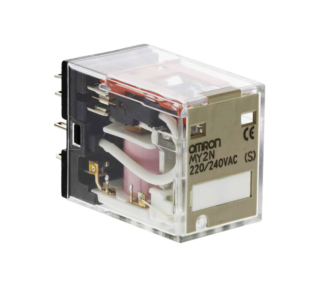 OMRON General Purpose, Terminal, Solid-State, Safety, I/O Relays